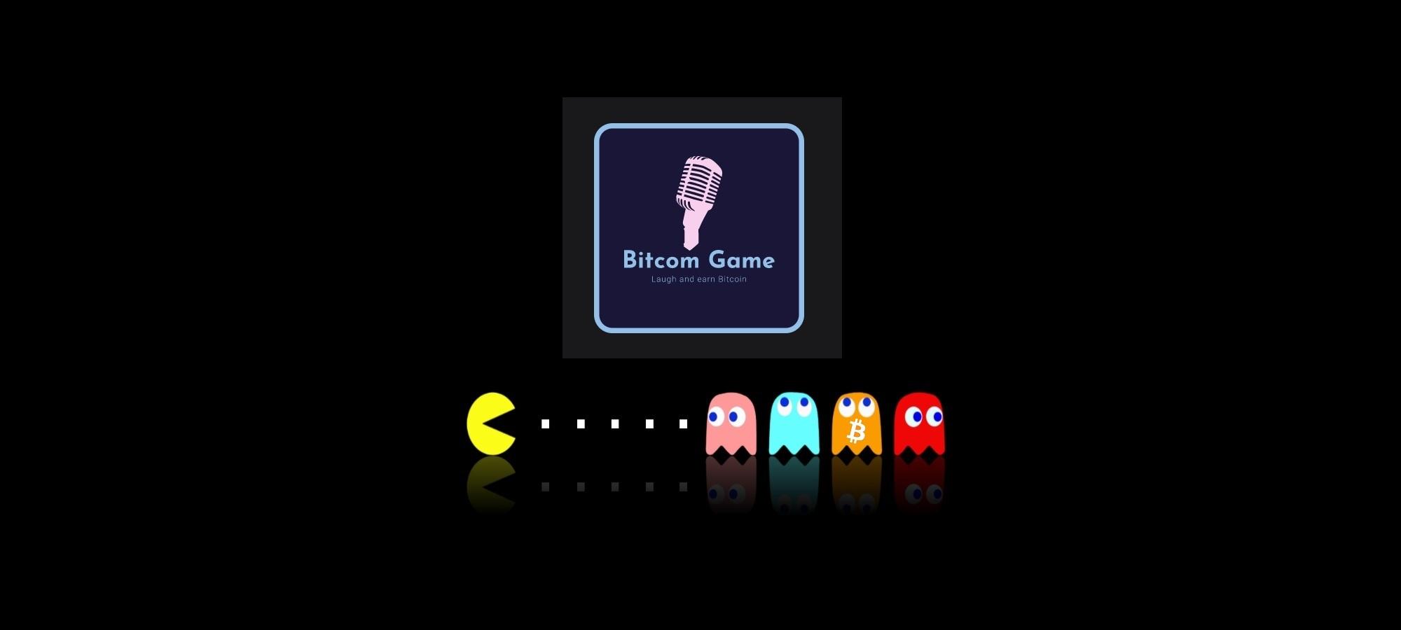 Play the Bitcom Game and earn Bitcoin!